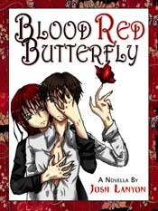 Blood Red Butterfly cover