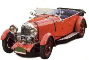 Lagonda 1928 lag 3 litre