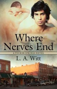 Where Nerves End cover