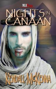Nights in Canaan cover
