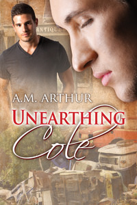 Unearthing Cole cover