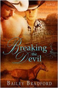 Breaking the Devil civer
