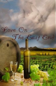 Love on the East End  cover
