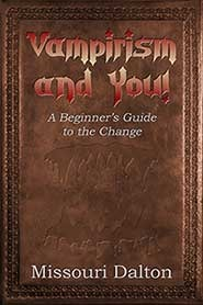 Vampirism and You cover