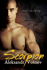 Scorpian 2nd edition cover