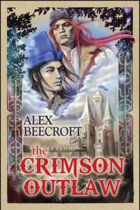 The Crimson Outlaw cover