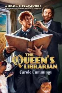 The Queen's Librarian cover