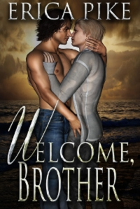 Welcome Brother cover