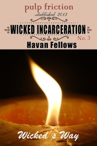 Wicked Incarceration cover