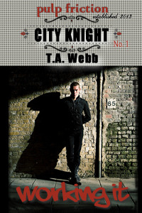 City Knight 1 cover