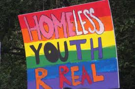 homeless youth are real sign