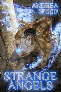 Strange Angels cover