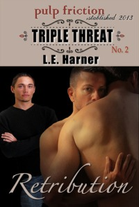 Triple Threat Retribution cover