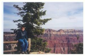 SB -James at North Run Grand Canyon