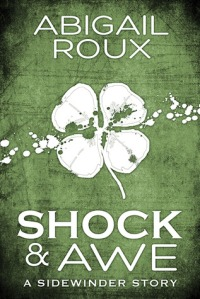 Shock & Awe Cover