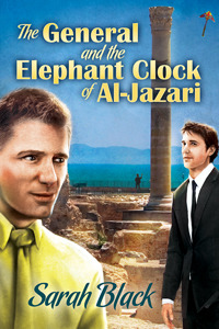The General and the Elephant Clock cover