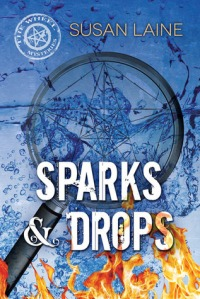 Sparks & Drops cover