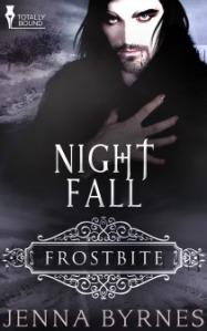 Frostbite- Nightfall cover
