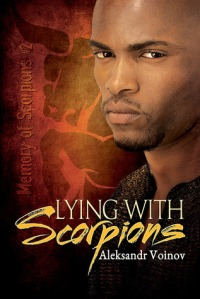 Lying with Scorpions cover
