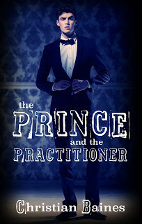 The Prince and the Practitioner cover
