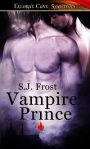 Vampire Prince cover