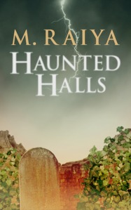 Haunted Halls cover