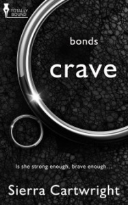 Crave (Bonds #1) cover