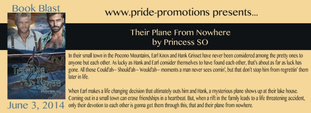 Plane from Nowhere Banner