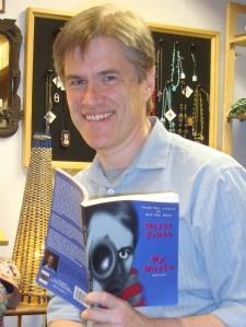 David Pratt reading