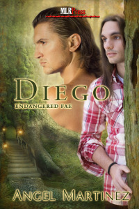 Diego Endangered Fae cover
