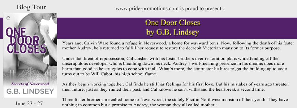 One Door Closes Banner