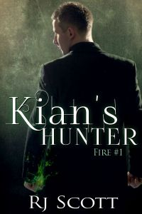 Kian's Hunter Fire ! cover