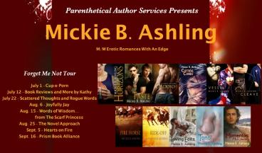 Mickie B. Ashling FMN Tour Banner