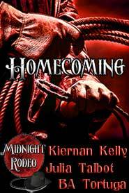 Midnight Rodeo Homecoming cover