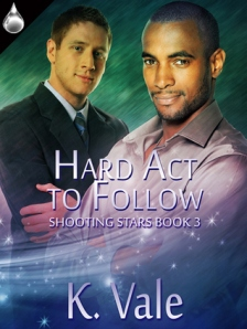 Hard Act To Follow cover