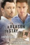 A Reason To Stay Heroes 1 cover