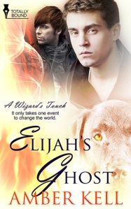 Elijah's Ghost cover