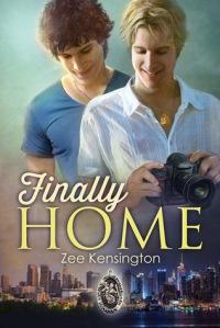 Finally Home cover