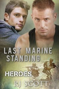 Last Marine Standing cover