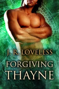 Forgiving Thayne cover