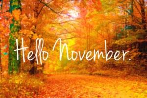 Hello november-4