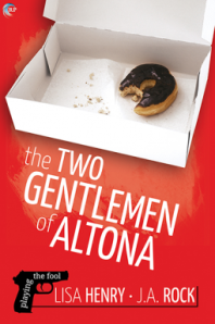 The Two Gentlemen of Altona by cover