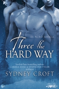 Three the Hard Way cover