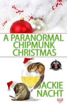 A Paranormal Chipmunk Christmas