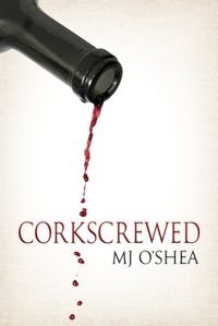 corkscrewed cover