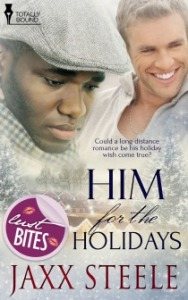 Him for the Holidays cover