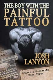 The Boy with the Painful Tattoo cover
