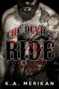 The Devil's Ride cover