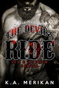 The Devil's Ride cover