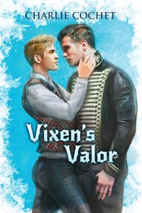 Vixen's Valour cover